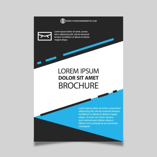 12 best Brochure Designs images on Pinterest Brochure design - free pamphlet design