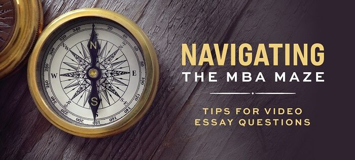 Tips For MBA Video Essay Questions