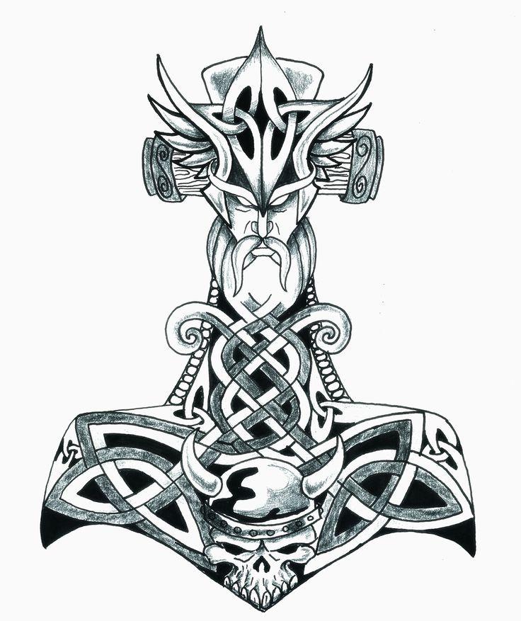 Bildergebnis für viking symbols tattoos