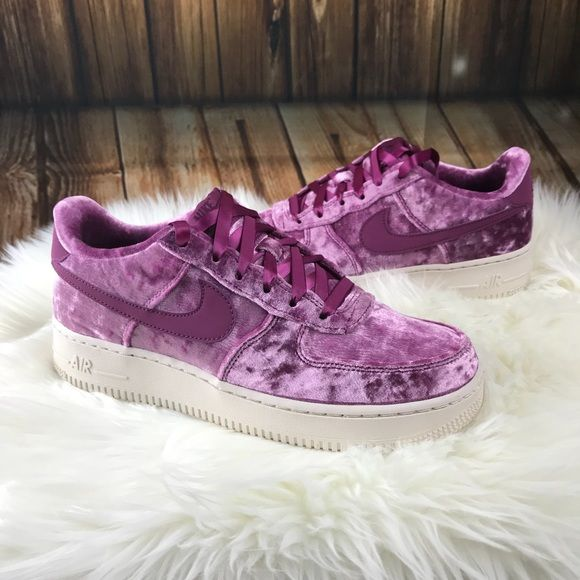 ad9ced0c722 Spotted while shopping on Poshmark: Nike Air Force 1 LV8 (GS) velvet!  #poshmark #fashion #shopping #style #Nike #Other