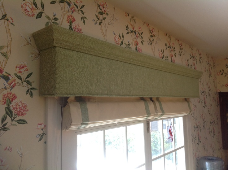 17 Best Images About Upholstered Cornice Ideas On