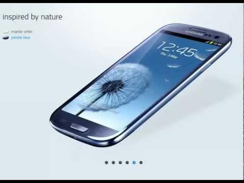 Samsung Galaxy S 3 pret - Comanda online noul smartphone