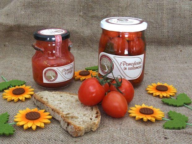 Pomodorini in salamoia - Idee Green