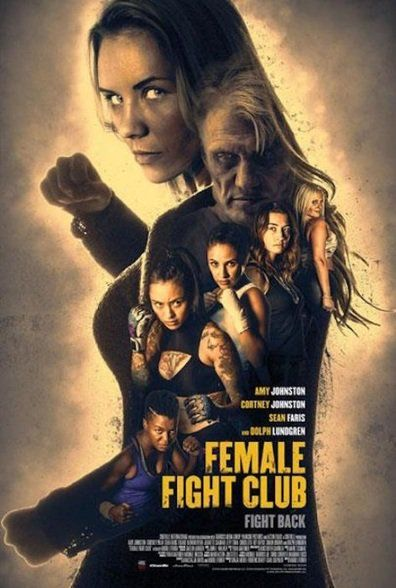 Female Fight Club (2016) WEBDL 720p Online Movies