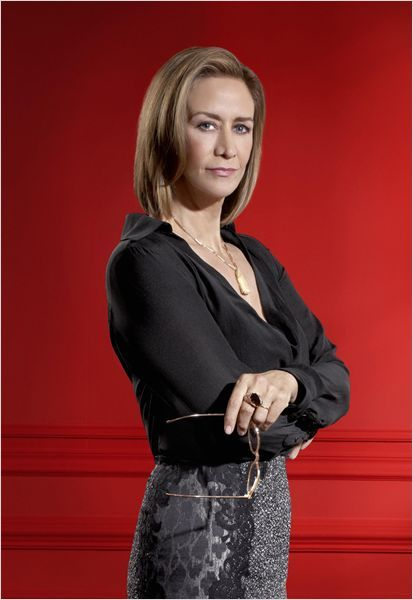 inspiration: Doctor Diana Monaghan (Janet McTeer)