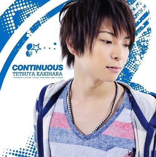 Tetsuya+Kakihara | Tetsuya Kakihara - Continuous [2012]
