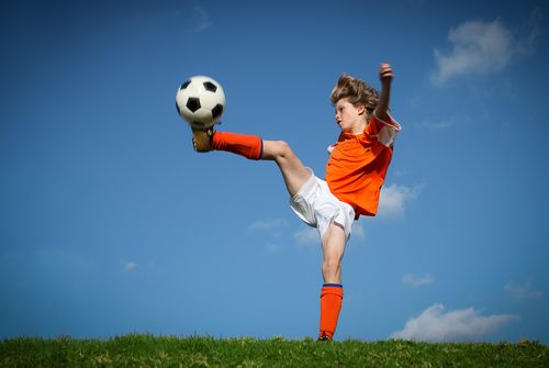 How to prevent your child from getting a sports injury