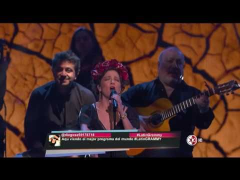 Hasta la raíz [Latin Grammy 2015] - Natalia Lafourcade - YouTube