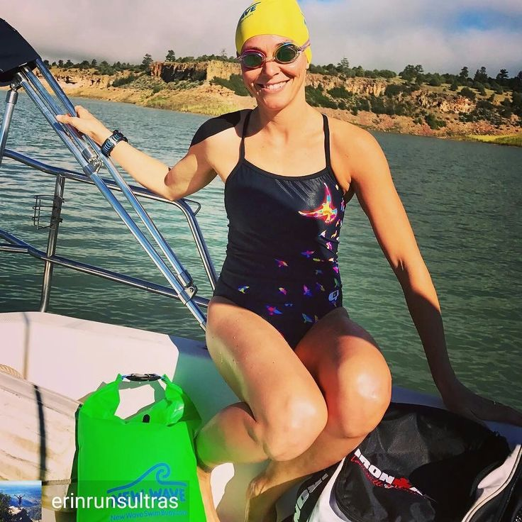 From Erin Churchill Erinrunsultras Finished Up A Big Week Of Swimming With An 8000 Yard 4 5 Mile Swim With Ti Swim Life Swimming Open Water Swimming