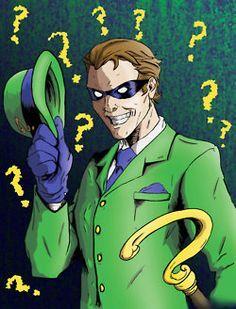 Image result for riddler dc