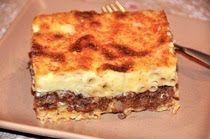 Γεύσεις της Εύβοιας: Παστίτσιο από τις Ροβιές