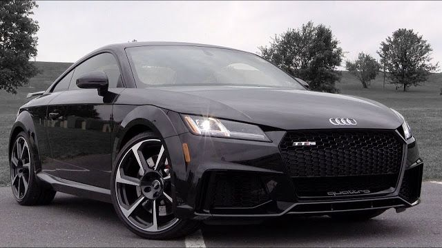 2019 Audi Tt Rs Price Msrp Coupe Convertible Changes Lease