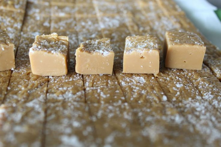 Thermomix - Salted Caramel Fudge