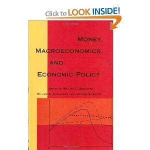 james tobin essays in economics