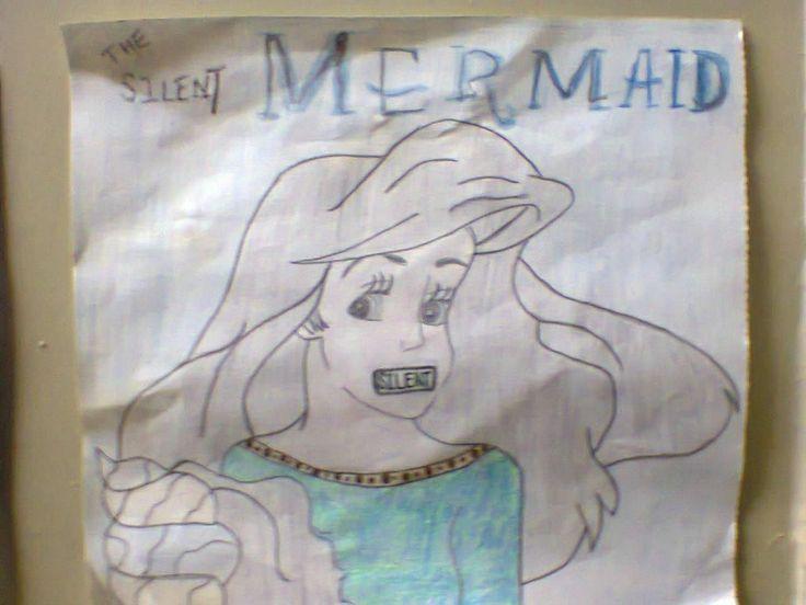 I drew it when i was in grade 5!!! A long way back!!!