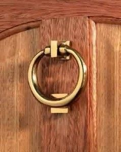 These doorknockers were what I gave my best friend for her house warming. She is saving up on money and energy so these ones are great contributors to her savings. These don't need electric consumption just for the door to open.  #doorknockers