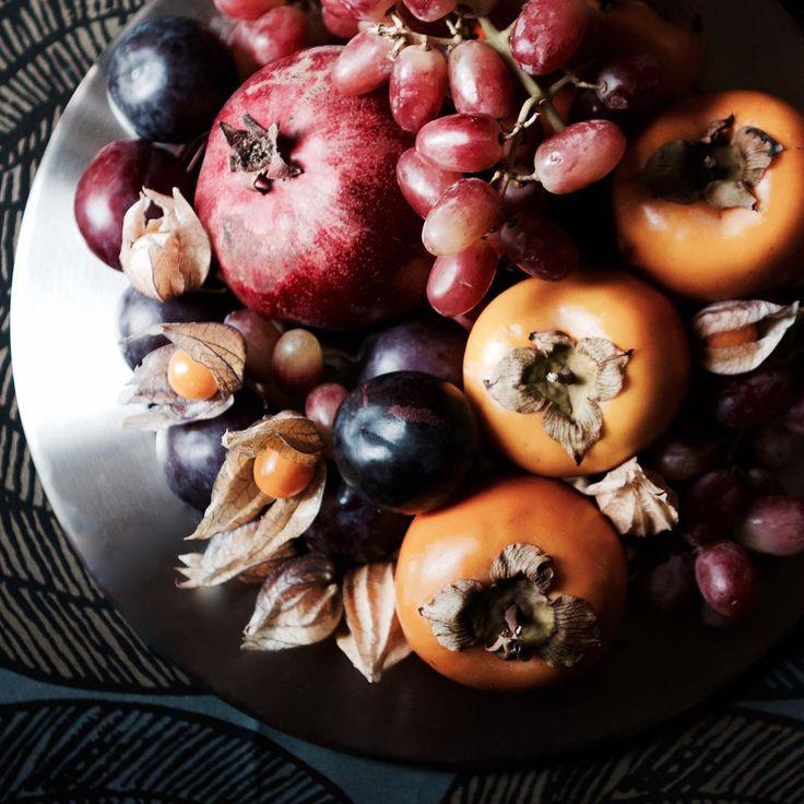 Fruits on Sarpaneva Steel // Iittala // Pala saaristoa