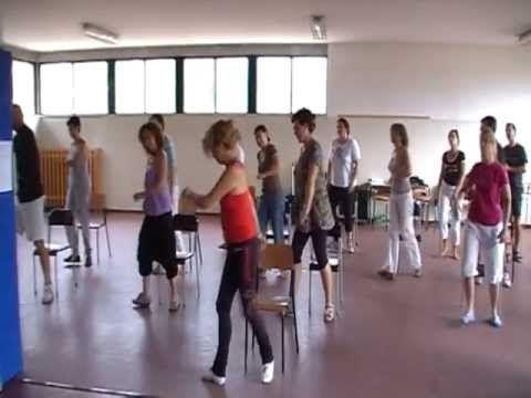 Danza de los payasos - (Orff Instruments) PEDAGOVILA - YouTube