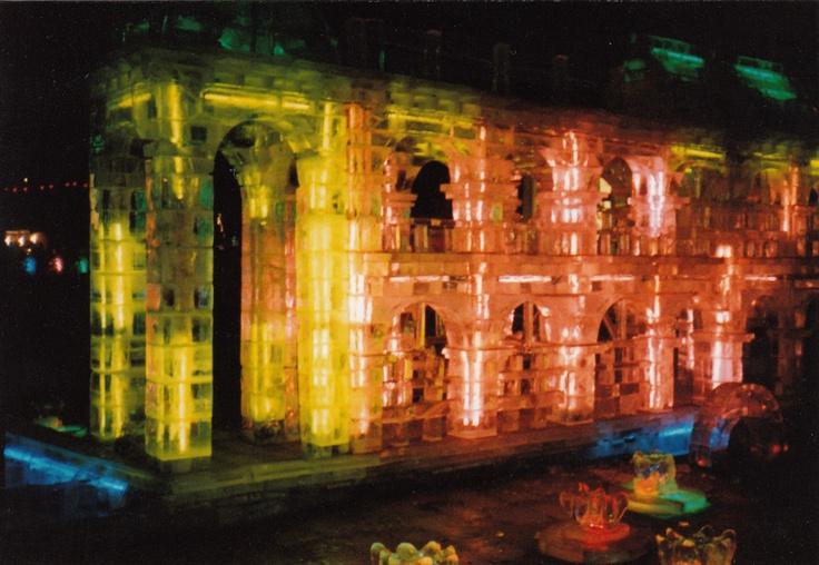 Ice Festival, Harbin, Manchuria