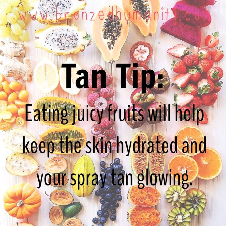 Tan Tip!!  Eating juicy fruits will keep your skin and body from being dehydrated, keeping your Bronzed Humanity Luxury Organic Spray Tan glowing and fresh. ☀️ Drinking water is always a plus as well! Call/Text or Message us to make an appointment | 408-418-6122  #spraytan #organic #luxury #airbrush #fresh #juicy #fruits #tantip #faq #beauty #vip #hydrated #water #glow #appointmentsavailable #entrepreneur #fitness #sanjose #bayarea #bronzedhumanity