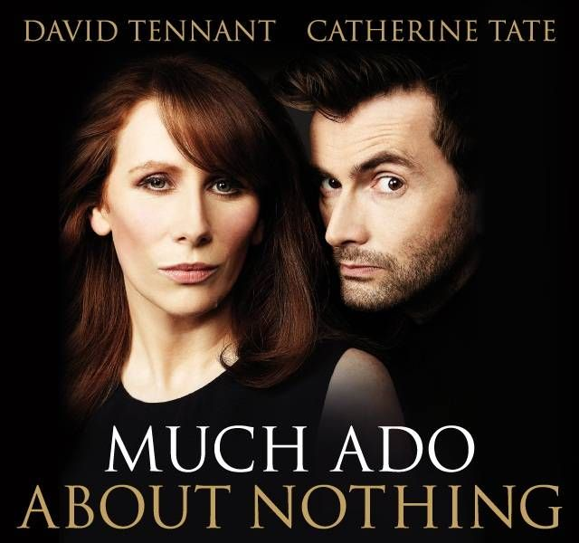 Much Ado About Nothing at Wyndham's Theatre, London, summer 2011. I saw this! :-)