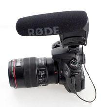 US $155.00 Rode Microphone VideoMIC Pro Compact Shootgun Interview Rycote shockmout for canon nikon 5D2 5D3 6d 7D 50d D800 90 Camera DV Mic. Aliexpress product