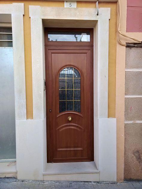 IP1 Aluminio foliado #indupanel #paneles #puertas #clasicas #ipstamp #aluminio #puerta #aluminium #doors #chalet #decoration #decoracion #hogar #diseño #clasico #classic #design #lacado #madera #estampacion #estampado #print # stamping
