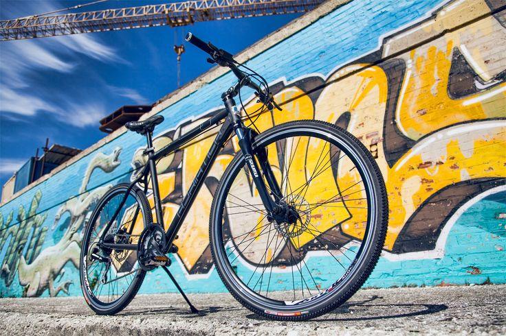 Bicicletas #Adriatica no es sólamente #biciclasica. También son bicis hibridas y trekking.    #avantumbikes #bicicletatrekking    http://www.labicicleta.com.es/3aau
