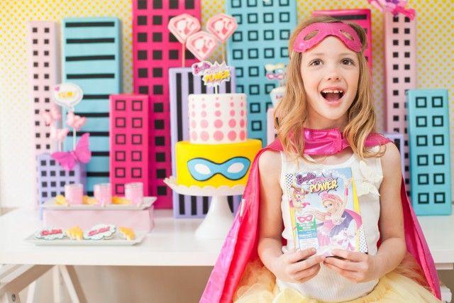 Anders Ruff Custom Designs, LLC: Teaser: Barbie in Princess Power Viewing Party