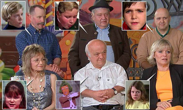 Willie Wonka cast share secrets from the set 44 years later #DailyMail | These are some of the stories. See the rest @ http://twodaysnewstand.weebly.com/mail-onlinecom