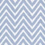 Small Blue Chevron Fabric Finders Cotton by ContinentalSewing, $11.98