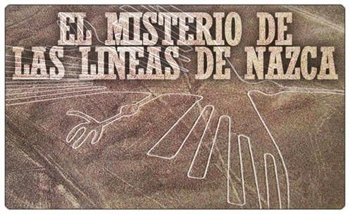 PERU - Os Mistérios das Linhas de NAZCA