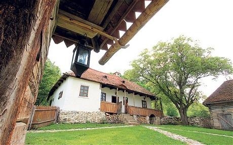 Prince Charles' guesthouse in Zalanpatak