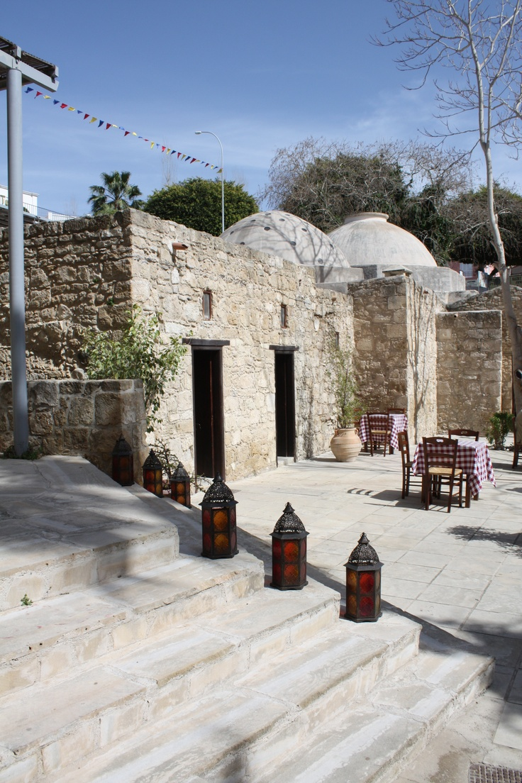 The Byzantine Hammam in the old part of Paphos Town, is indeed unique and we just love it! Get in touch to find out how you can turn it into your dream wedding venue www.planetweddings.co.uk