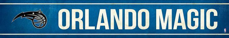 Orlando Magic Street Banner $19.99