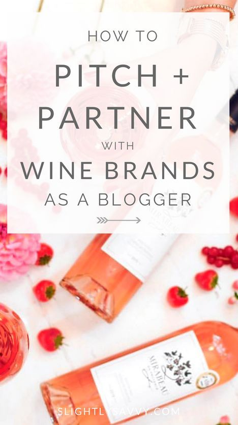 As a blogger, have you ever wanted to partner with the latest wine subscription box or a trendy new winery for a brand collaboration? PR insider in the luxury wine industry, Hannah, shares tips on how to work with brands as a blogger in the wine world.