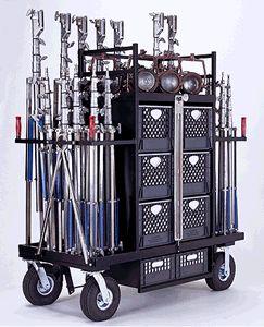 Stands /milkbox cart