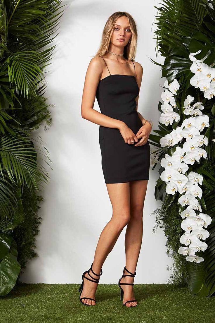 Maurie & Eve - Pascal Dress - Black