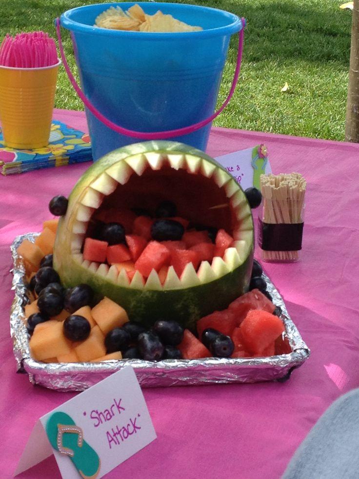 Watermelon shark!!