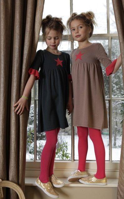 I Love Gorgeous, moda infantil colección de otoño invierno, ropa para niña de I Love Gorgeous