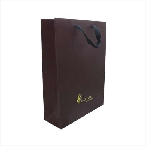 Custom Shopping Paper Bags Wholesale