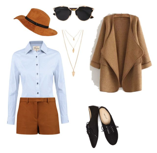 """""""Annie Wilson style"""" by mialudlow on Polyvore featuring DUBARRY, Emilio Pucci, Wet Seal, Christian Dior, Black Rivet, Forever 21, women's clothing, women, female and woman"""