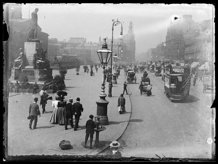Manchester. Great Britain. Ca. 1900