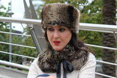 gorro ruso, gorro cosaco, sombrero ruso, sombrero cosaco