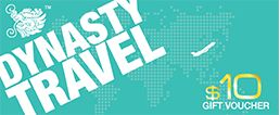 Dynasty Travel - One of Singapore's leading travel agencies