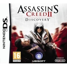 Assassin's Creed II Discovery DS Game | http://gamesactions.com shares #new #latest #videogames #games for #pc #psp #ps3 #wii #xbox #nintendo #3ds
