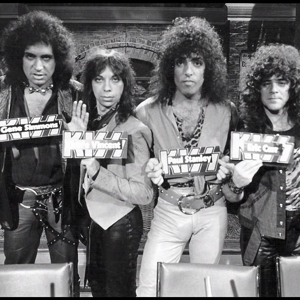 Kiss Without Their Makeup: 197 Best Images About Kiss On Pinterest