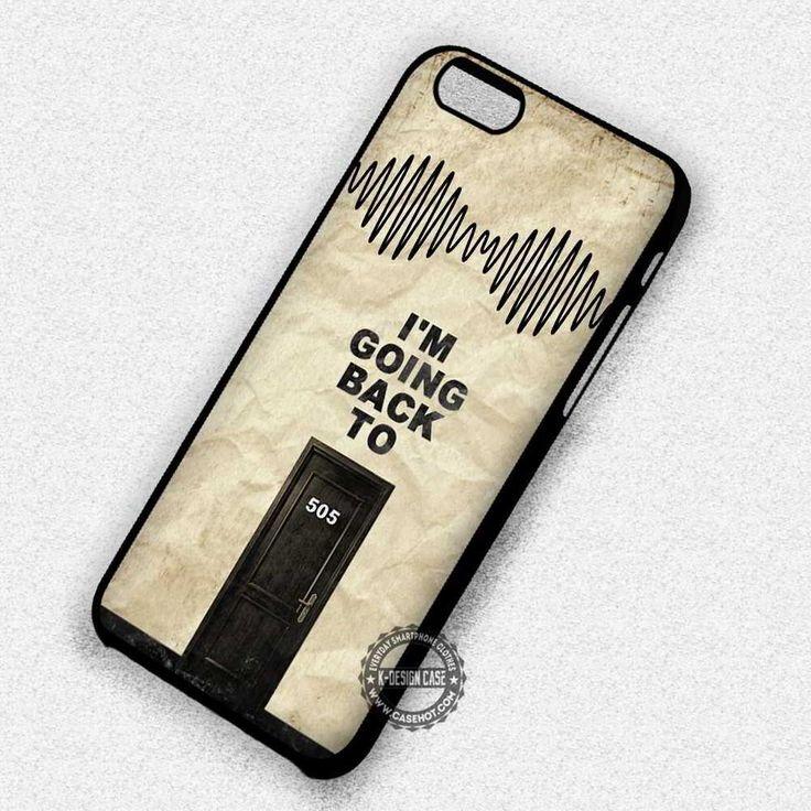 505 Albums Song Arctic Monkeys Logo - iPhone 7 6 Plus SE Cases & Covers #music #arc