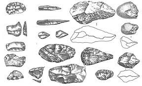 Primeras herramientas de los hominidos