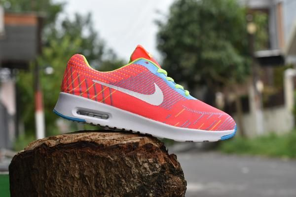 Jual Original Murah Sepatu Sport Nike Airmax 3d Skin Black Police